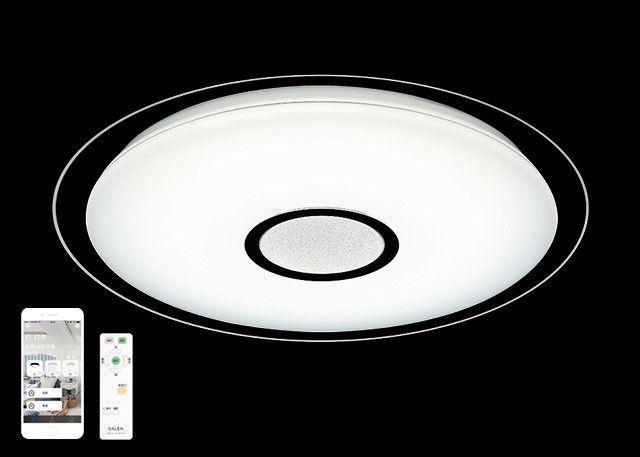 3600lm 38w wifi ceiling light small wireless ceiling light for 3600lm 38w wifi ceiling light small wireless ceiling light for living room aloadofball Gallery