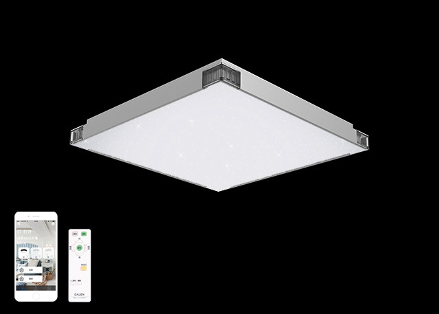 3600LM LED Indoor Ceiling Lights CCT Adjustable With High Color Rendering Index