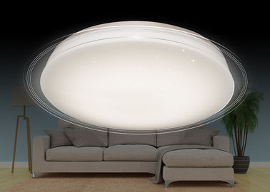 Insect Resistance Bathroom Round Ceiling Light Fixture High Color Rendering Index