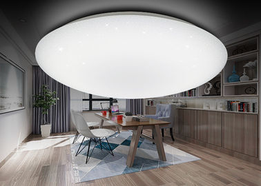 High CRI Smart LED Ceiling Light , CCT Adjustable LED Ceiling Lights For Living Room